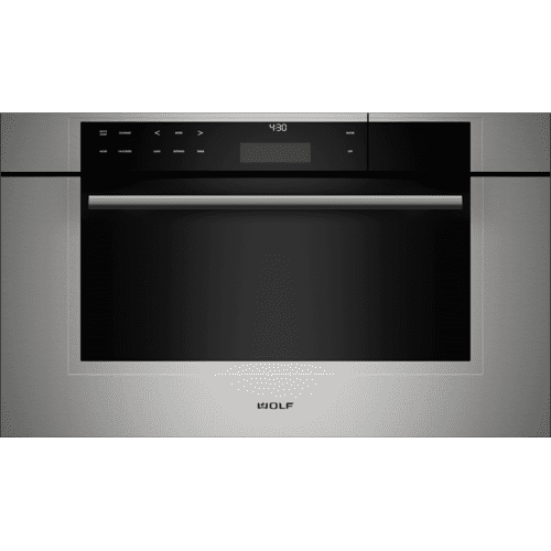 """Wolf - 30"""" M Series Transitional Convection Steam Oven"""