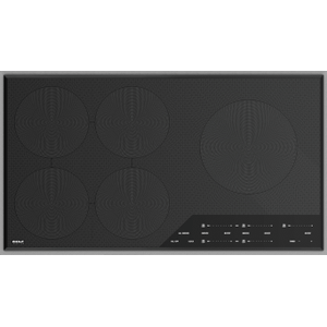 "Wolf36"" Transitional Framed Induction Cooktop"