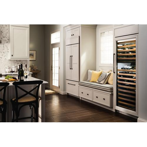 "Sub-Zero - 42"" Classic French Door Refrigerator/Freezer - Panel Ready"