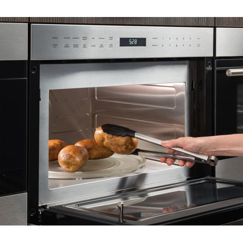 """Product Image - 24"""" E Series Transitional Drop-Down Door Microwave Oven"""