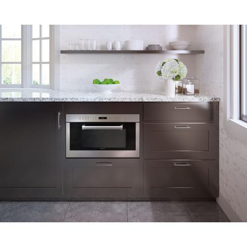 "Wolf - 30"" E Series Professional Drop-Down Door Microwave Oven"