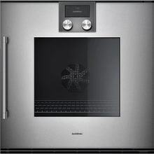 200 Series Oven 24'' Door Hinge: Right, Door Hinge: Right, Gaggenau Metallic
