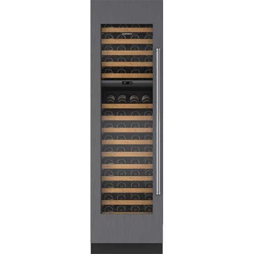 "Sub-Zero - 24"" Designer Wine Storage - Panel Ready"