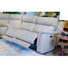 Next-gen Durapella Zero Gravity Power Reclining Sofa Sand