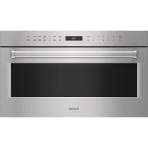 "Wolf30"" E Series Professional Drop-Down Door Microwave Oven"