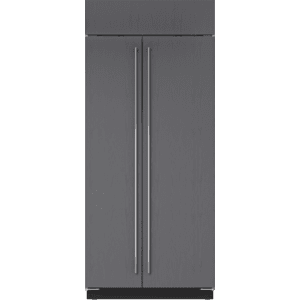 "Subzero36"" Classic Side-by-Side Refrigerator/Freezer - Panel Ready"