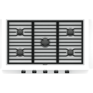 """Wolf36"""" Contemporary Gas Cooktop - 5 Burners"""