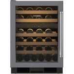 "Legacy Model - 24"" Undercounter Wine Storage - Panel Ready"