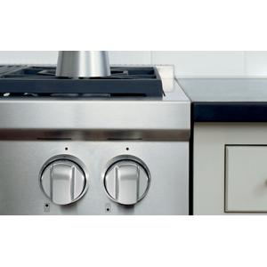 """30"""" Stainless Steel Knobs"""