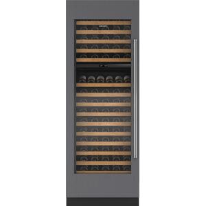 "Subzero30"" Designer Wine Storage - Panel Ready"
