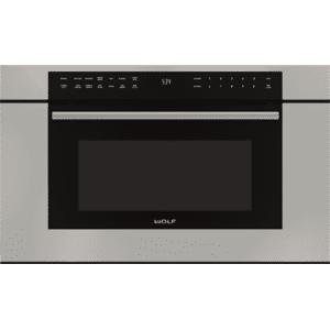 "Wolf30"" M Series Transitional Drop-Down Door Microwave Oven"