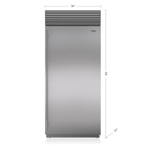 "Sub-Zero - 36"" Classic Freezer"