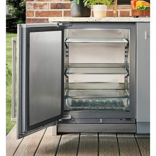 "24"" Outdoor Undercounter Refrigerator - Panel Ready"