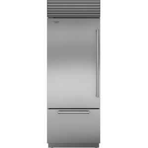 "Sub-Zero30"" Classic Over-and-Under Refrigerator/Freezer"