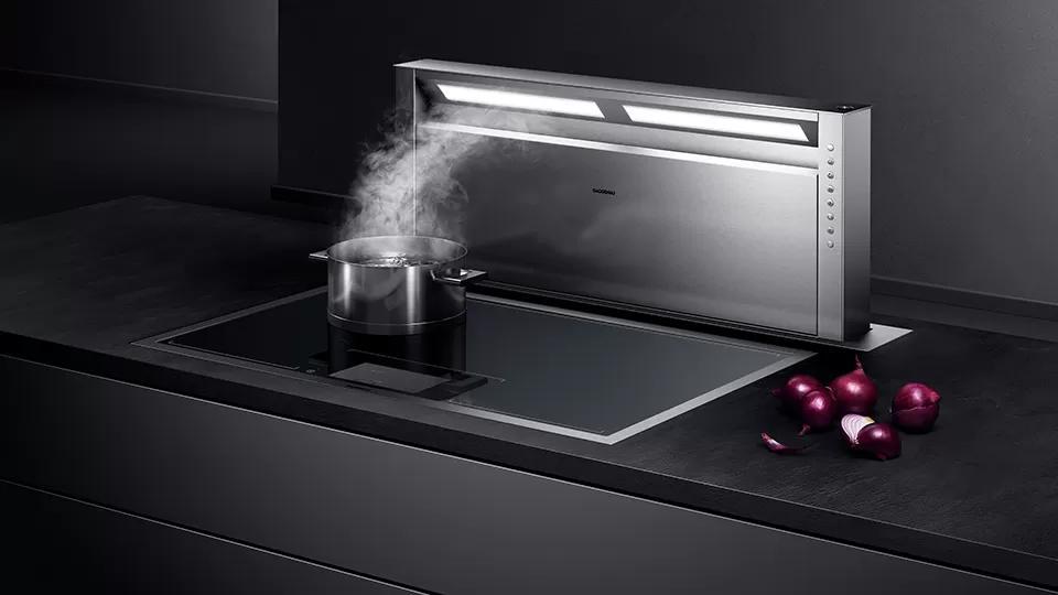 400 Series Backsplash Ventilation 48'' Stainless Steel Photo #5