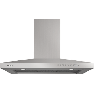 """Wolf36"""" Cooktop Wall Hood - Stainless"""