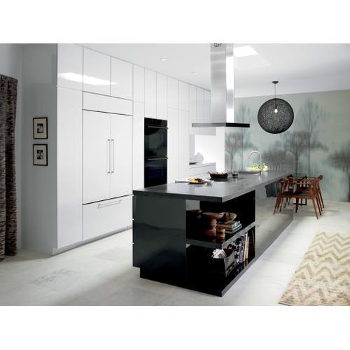 "Sub-Zero - 42"" Classic French Door Refrigerator/Freezer with Internal Dispenser - Panel Ready"