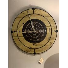 See Details - Target Clock