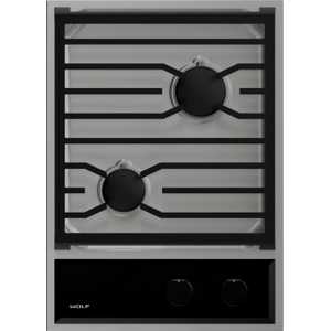 """Wolf15"""" Transitional Gas Cooktop"""