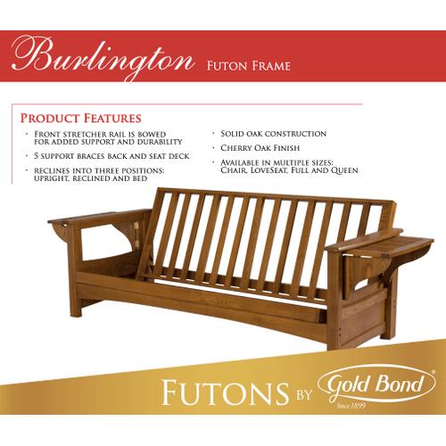 Burlington Futon Frame