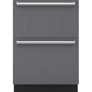 "Subzero24"" Designer Freezer Drawers - Panel Ready"