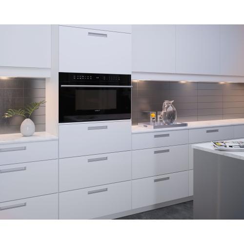 "Wolf - 30"" M Series Contemporary Drop-down Door Microwave Oven"