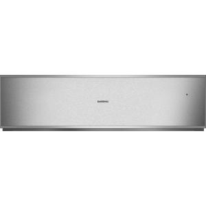 Gaggenau400 Series Warming Drawer 30'' Stainless Steel Behind Glass