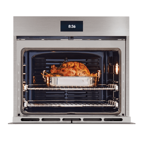 """Wolf - 30"""" M Series Contemporary Stainless Steel Built-In Single Oven"""
