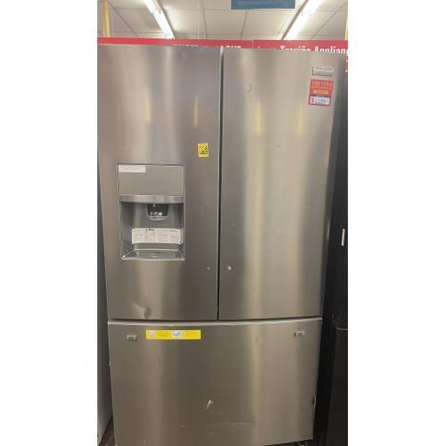 Treviño Appliance - Frigidaire French Door Refrigerator