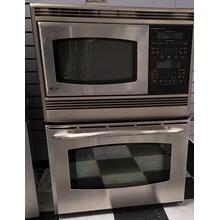 """See Details - GE Profile 30"""" Built-In Double Microwave/Convection Oven"""