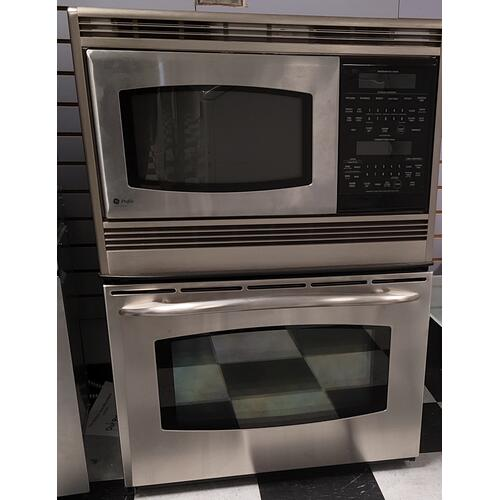 """GE Profile - GE Profile 30"""" Built-In Double Microwave/Convection Oven"""