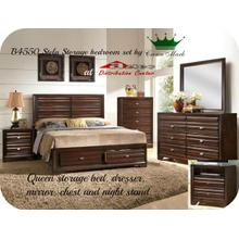 Crown Mark B4550 Stella Storage Bedroom Set Houston Texas USA Aztec Furniture