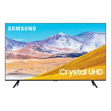 """See Details - SAMSUNG 55"""" Class 4K Crystal UHD (2160P) LED Smart TV with HDR"""