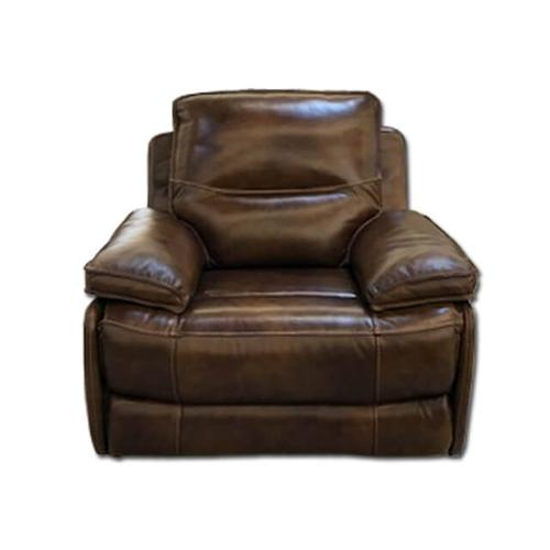 Cheers - POWER LEATHER RECLINER