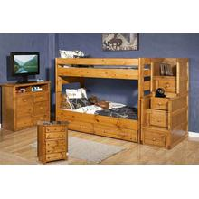 Bayview Wrangler Twin Bunk Bed