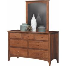 Briarwood- Marshfield Shaker 7 Drawer Dresser