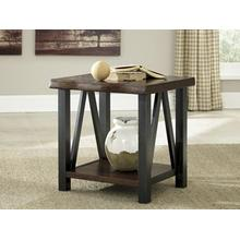 Esmarina Rectangular End Table