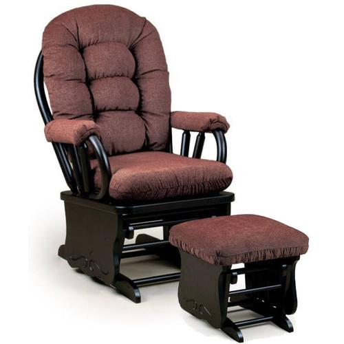 Best Home Furnishings Glider and Ottoman set