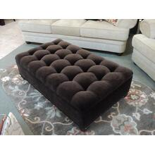 Tufted Ottoman by Jonathan Louis International