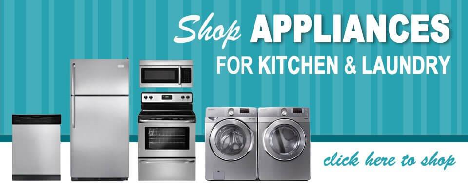 Shop for Refrigerators, Dishwashers, Ranges, Microwaves, Washers, and Dryers at Davis Furniture and Appliance!