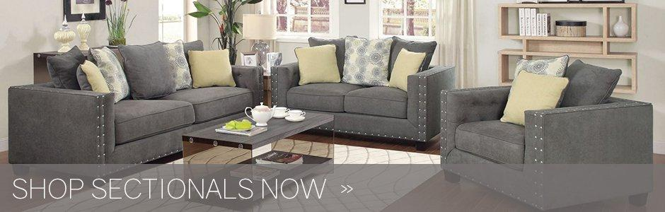 Shop Sectionals Now!