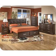 Ashley B165 Aleydis Bedroom set Houston Texas USA Aztec Furniture