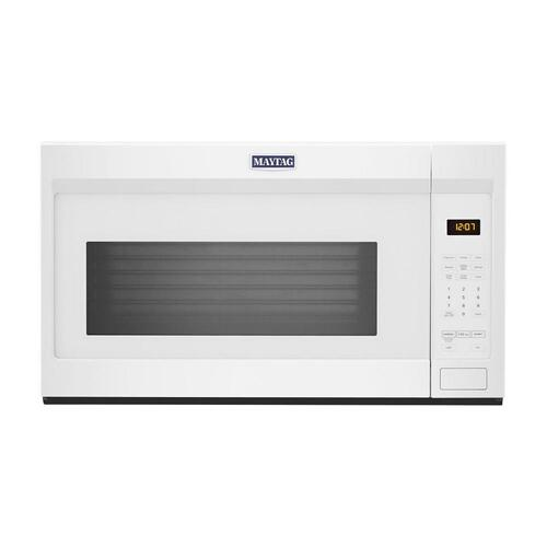 Maytag 1.9CF White Over the Range Microwave