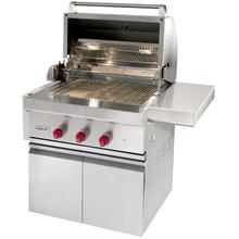 "30"" Outdoor Gas Grill With Cart"