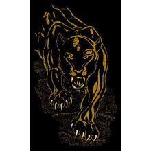 Medium - Adventures Black Panther 5x8 Rug
