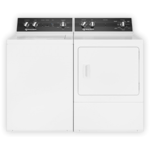 Speed Queen Laundry Pair-Five Year Factory Warranty