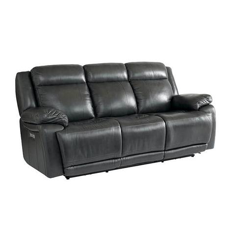 Evo Power Reclining Sofa w/ Adjustable Headrest