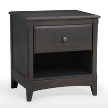 Secrets 1 Drawer Nightstand