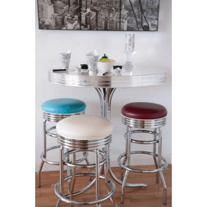 Liberty Bar Height Table & Stools