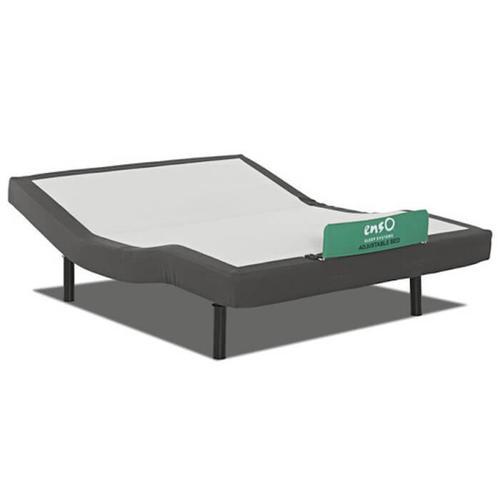 Klaussner - Enso Sleep System PB575 Adjustable King Foundation (2 pc. Box A and Box B)